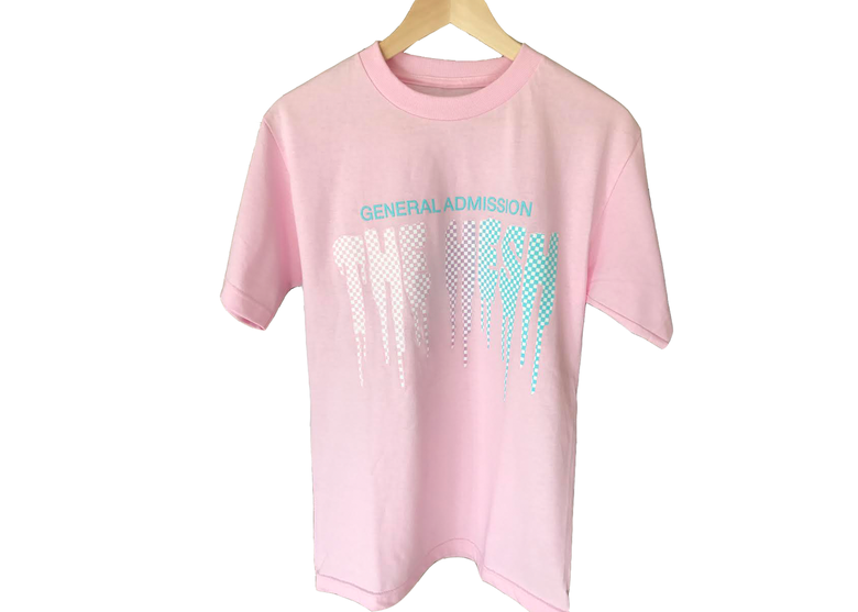 Image of [PINK] GENERAL ADMISSION X THE HESH