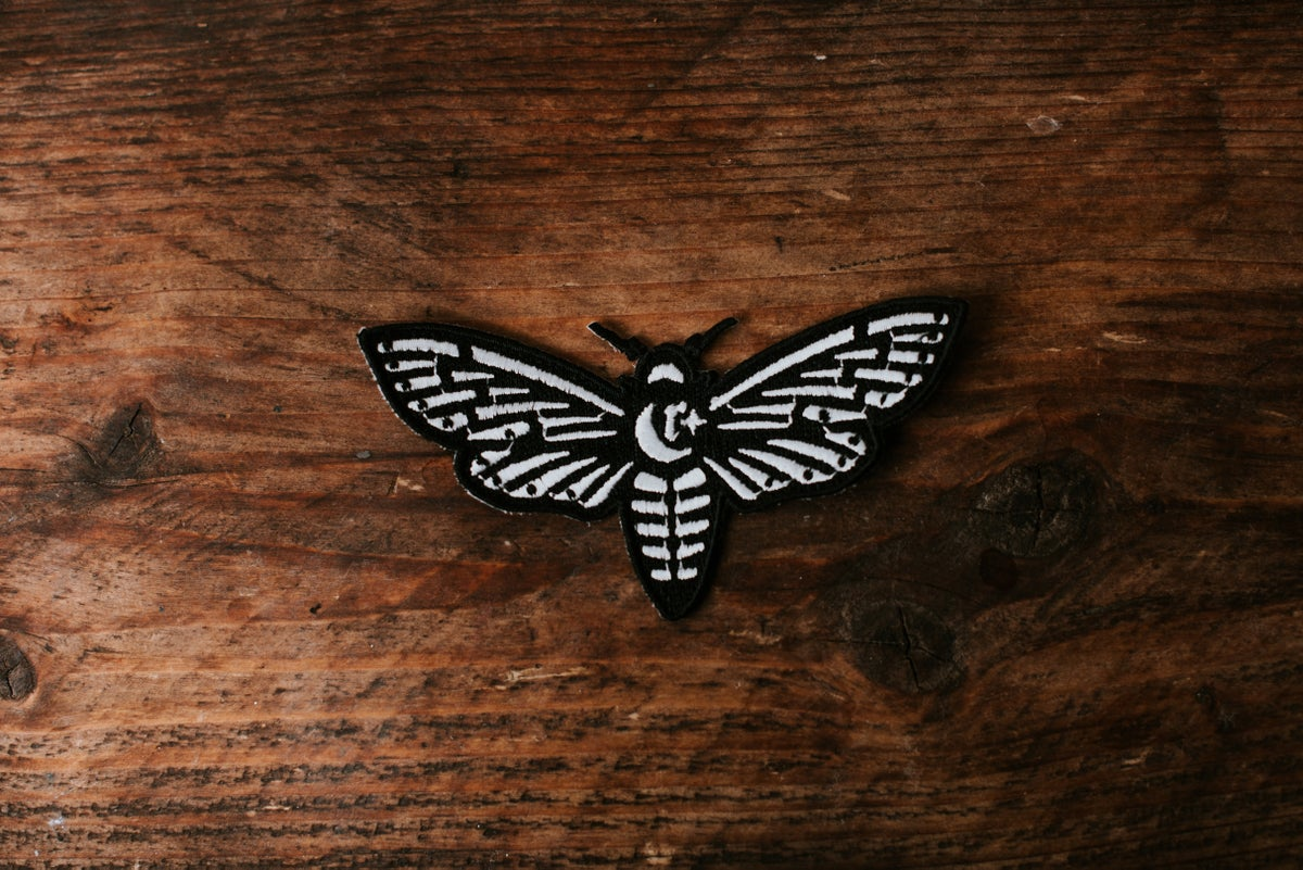 Image of Moth patch