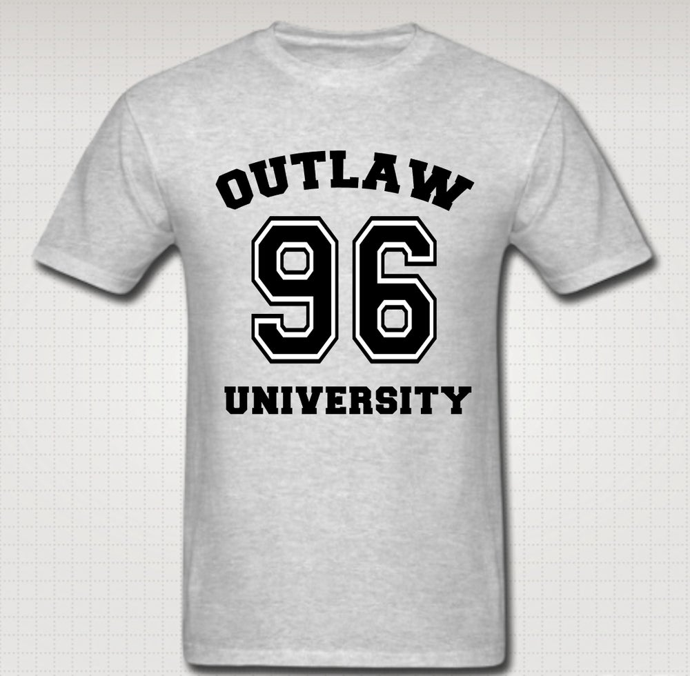 Image of OU 96 Tshirts, Comes in White, Red,Grey,Yellow,Green -CLICK HERE TO SEE ALL COLORS