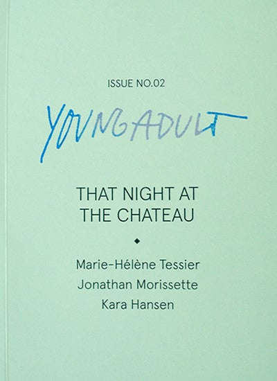 Image of Young Adult / Issue 2: That Night At The Chateau
