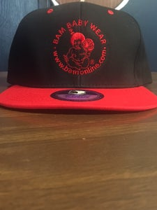 Image of Red Bam's Snap Back