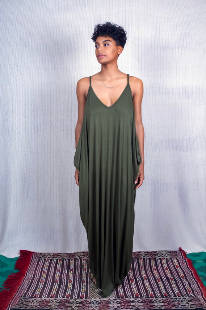 Image of •Fifè• cocoon maxi: (various solid colors)
