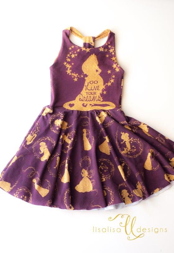 Image of Sparkle Princess plum (Balance for pre-order)
