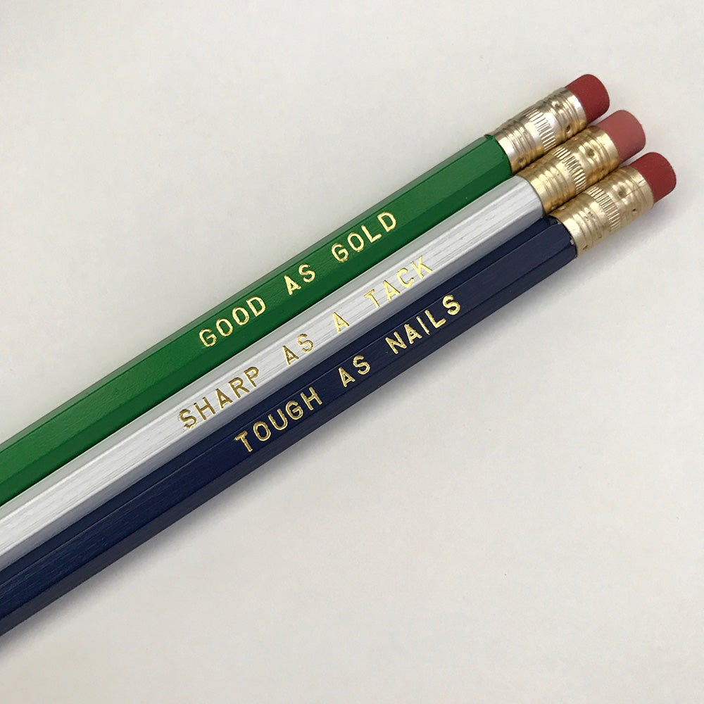 Image of Bold Pencil Set