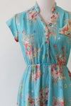 Image of SOLD Floral Bursts Dress