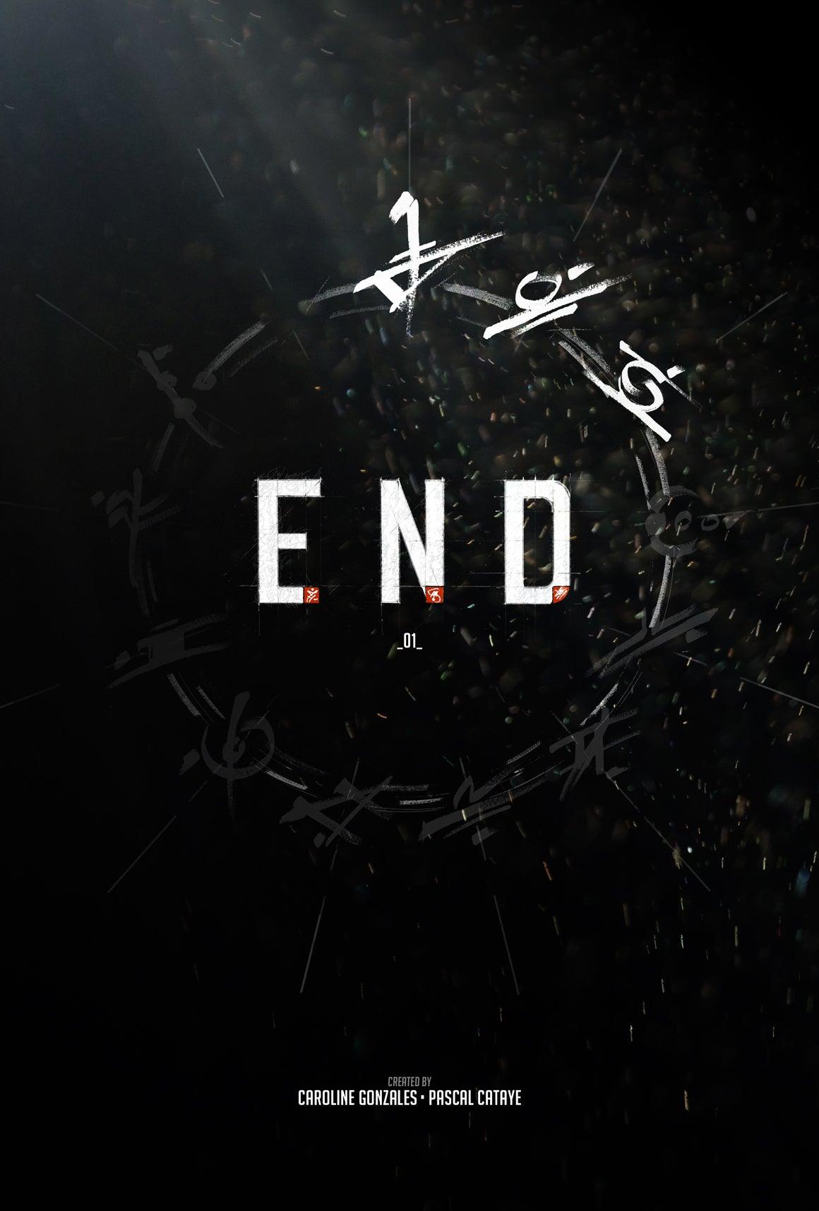 Image of E.N.D. - Vol01 (print)