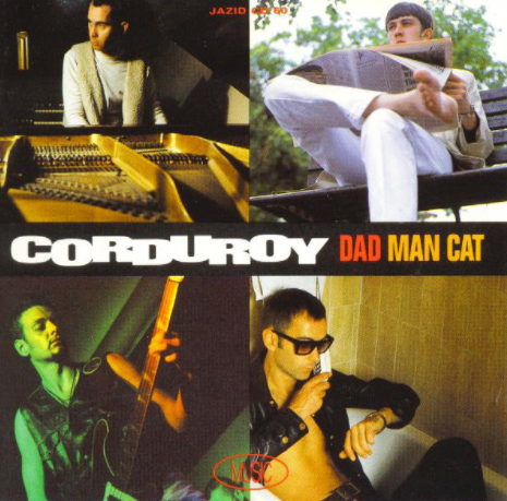 Image of Corduroy - Dad Man Cat (CD)