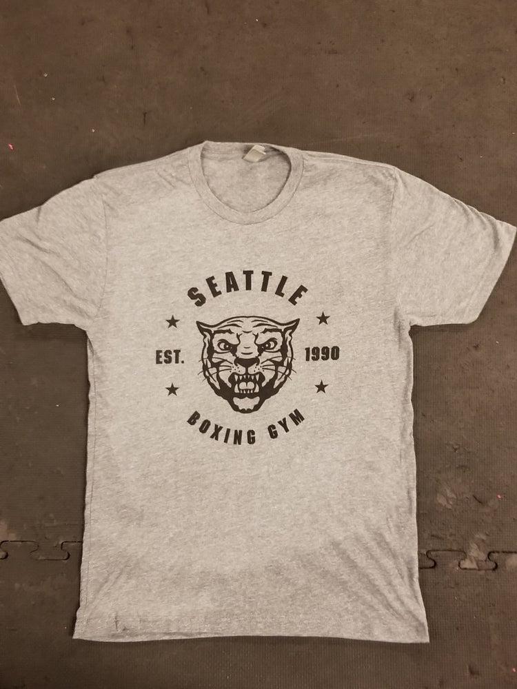 Image of SBG T-Shirt Grey/Black