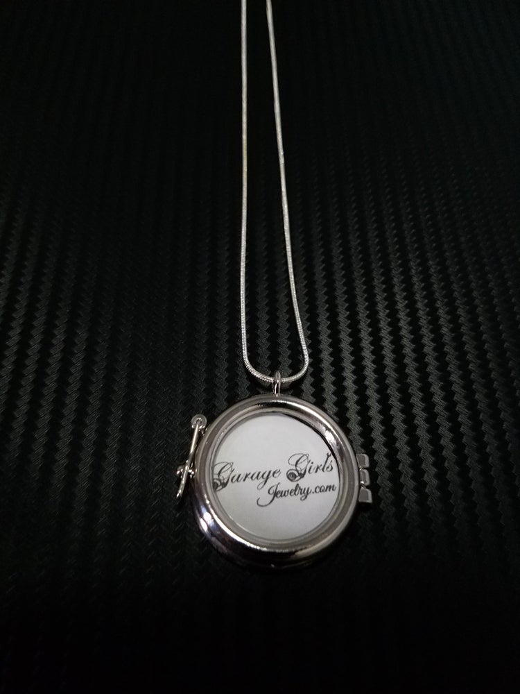 Image of Car Part & Picture Locket