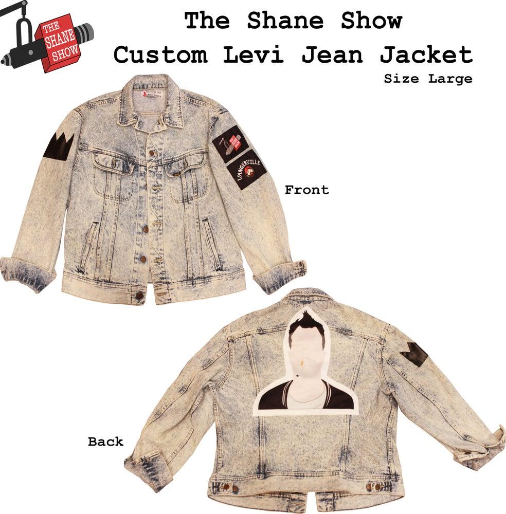Image of Custom 1 of 1 Shane Show Denim Jacket