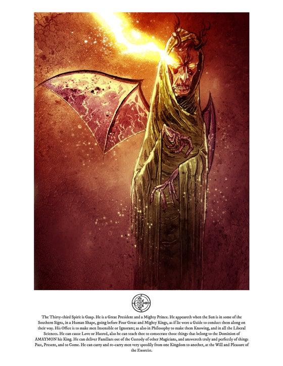 Image of LITTLE DEVILS PRINT PACK 3