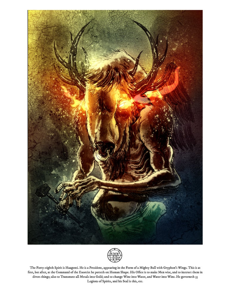Image of LITTLE DEVILS PRINT PACK 4