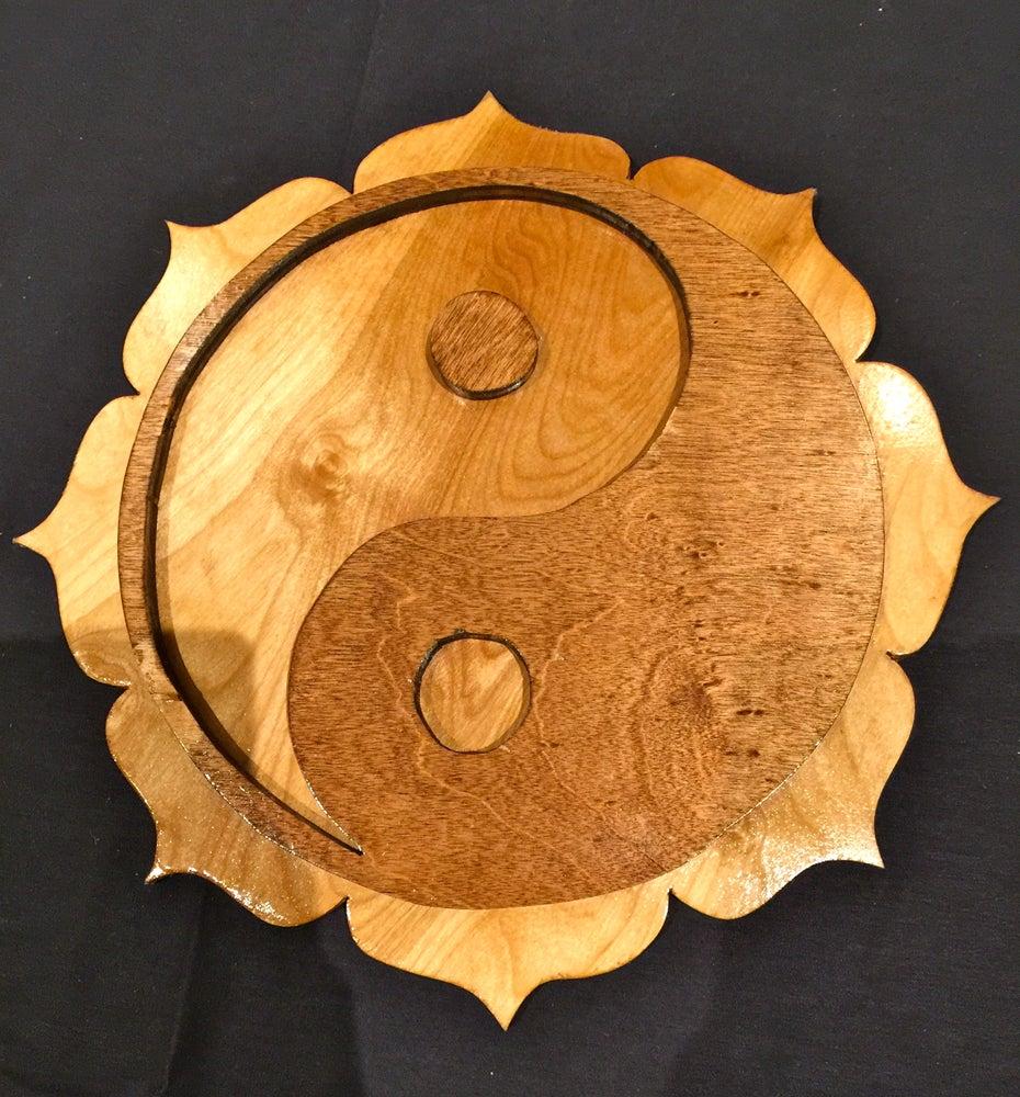 Image of Yin Yang Lotus