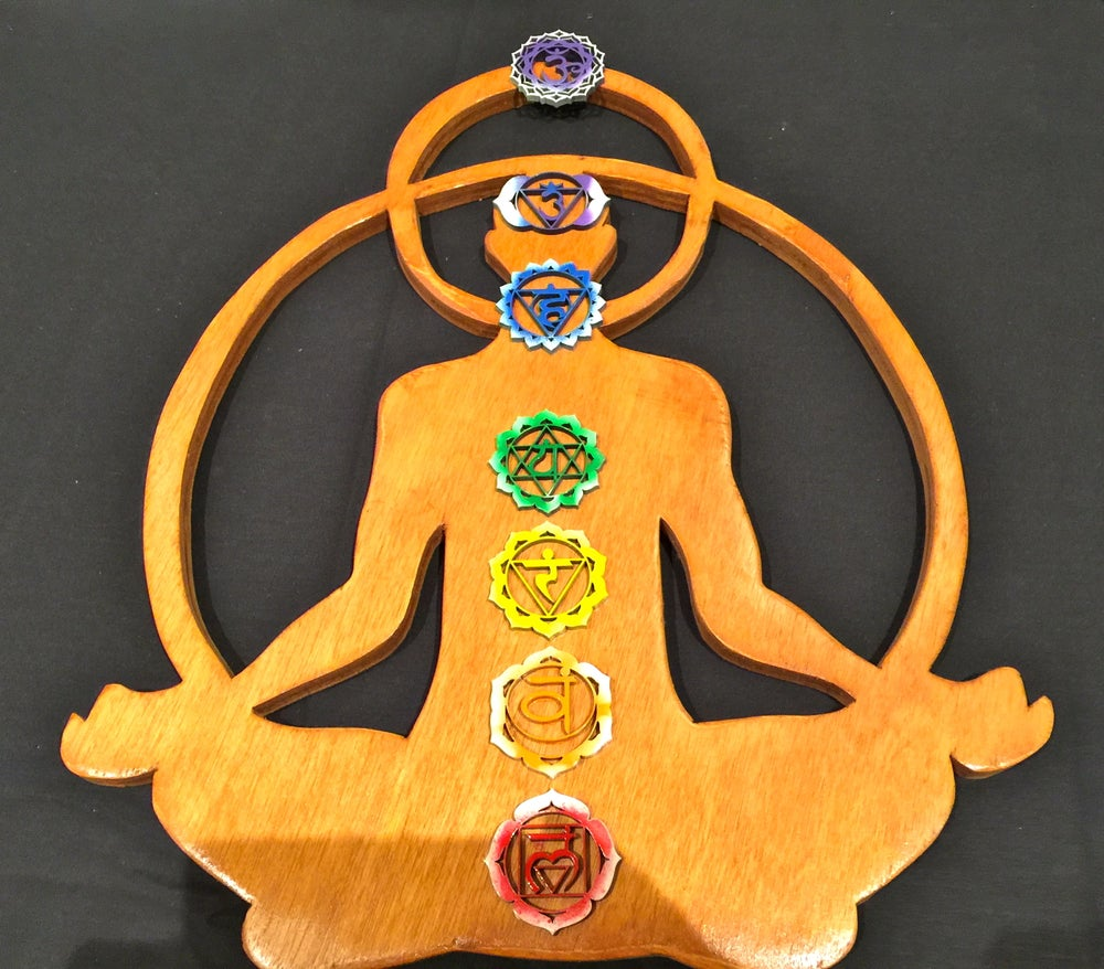 Image of Meditation Chakras