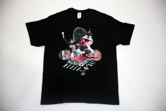 Image of Roarr 'NVR4GT' Marlins Tee