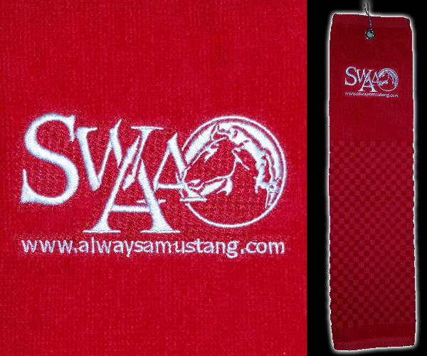Image of SWAA 2017 Golf Towel