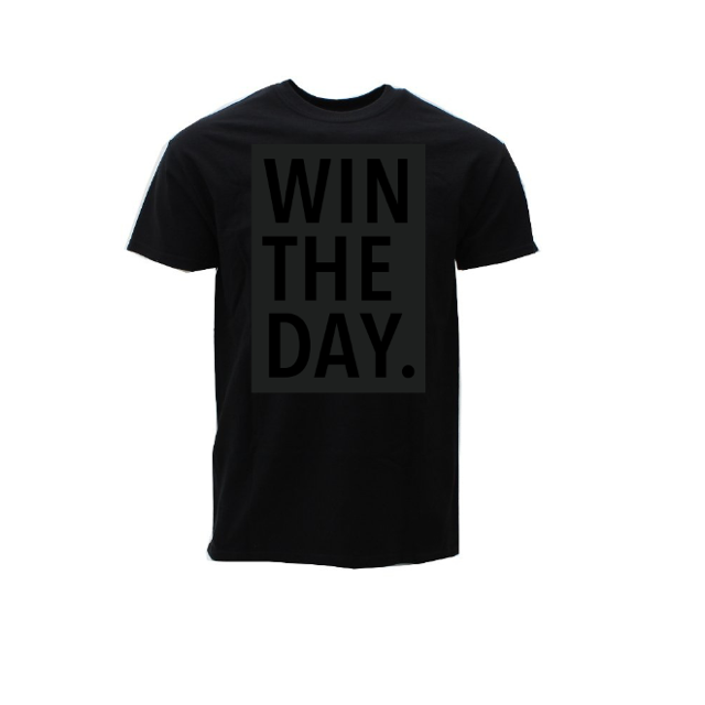 """Image of Limited Edition """"WIN THE DAY"""" T-shirt"""