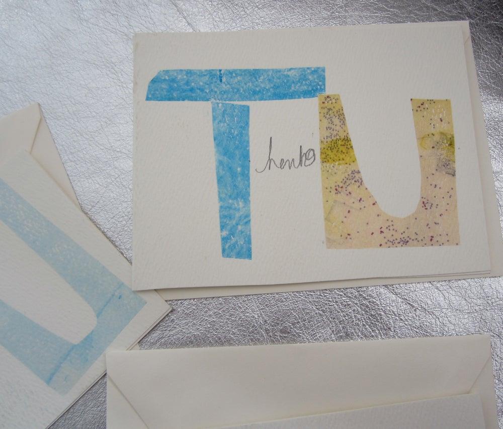 Image of Thank U Cards