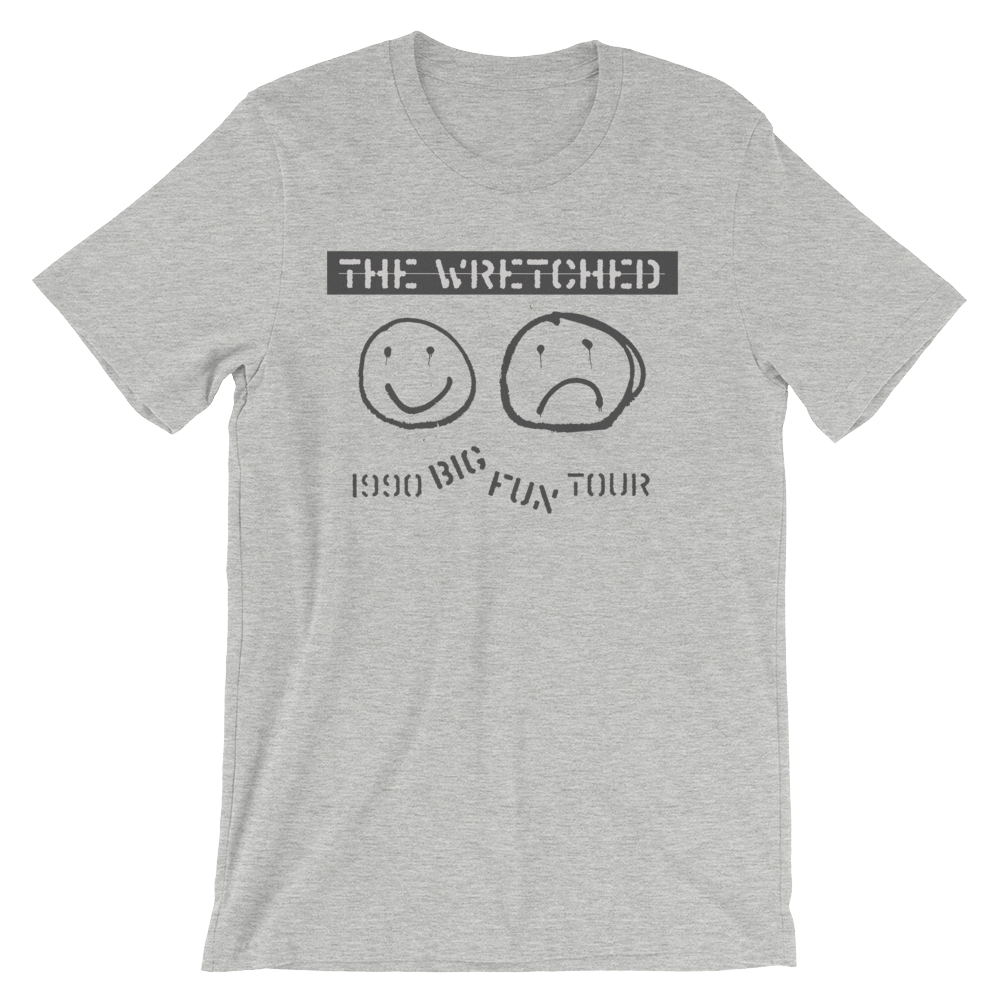 Image of Big Fun In Baltimore Concert T-Shirt