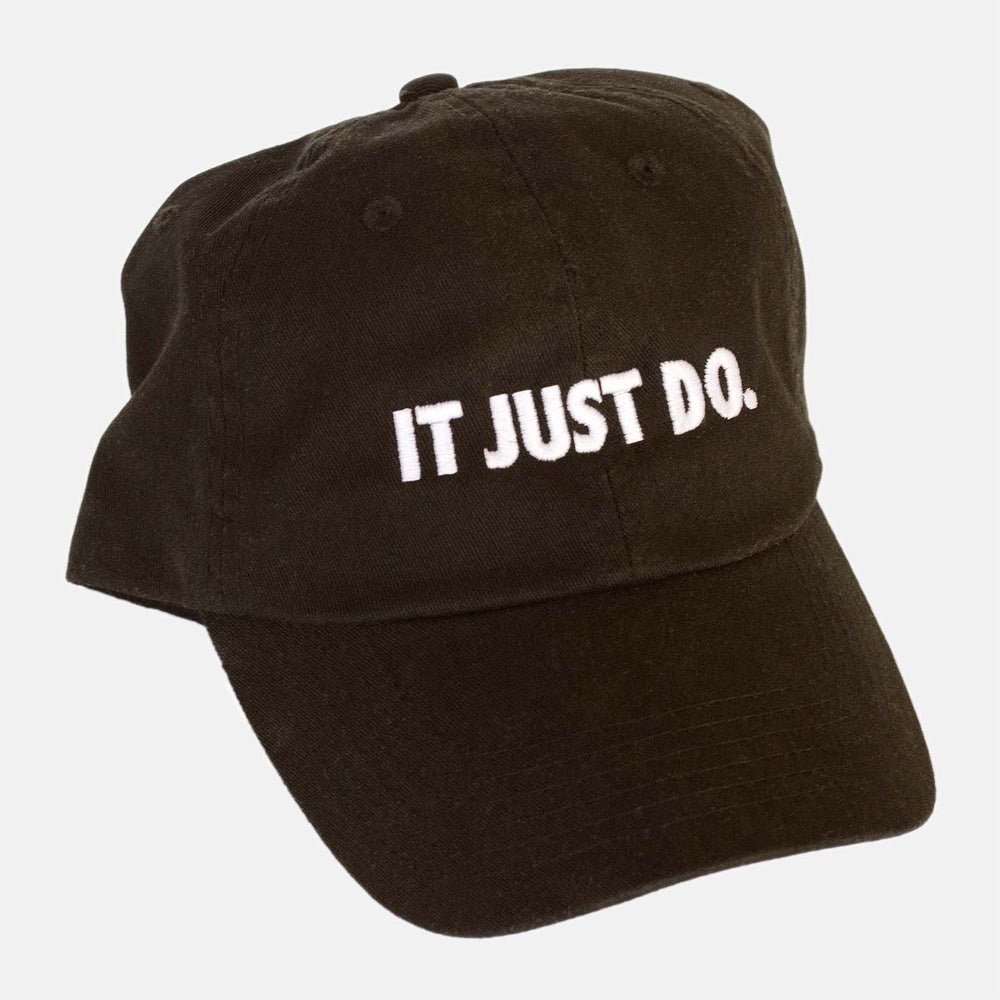 Image of IT JUST DO HAT - BLACK