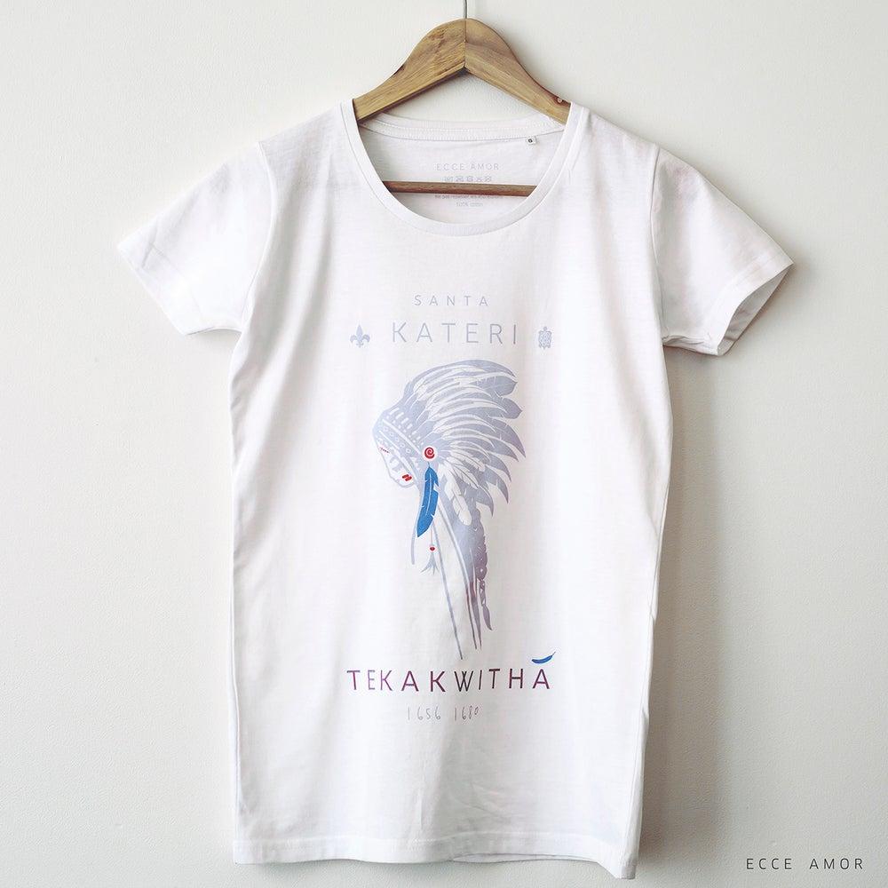 Image of Tee-shirt Santa Kateri