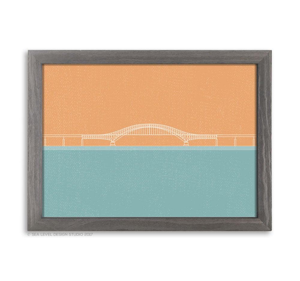 Image of Robert Moses Bridge