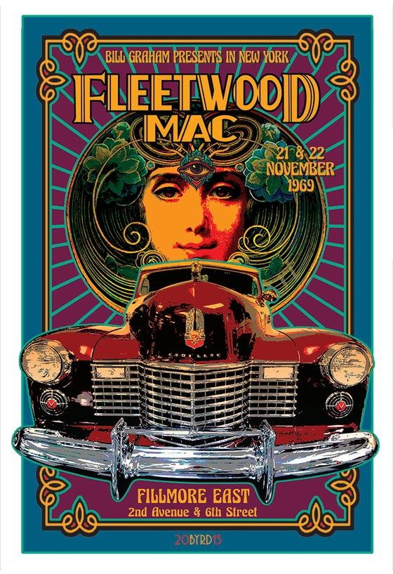 Image of FLEETWOOD MAC AT Fillmore East 1969