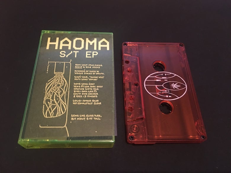 Image of Haoma-S/T EP (Alternate Cover)