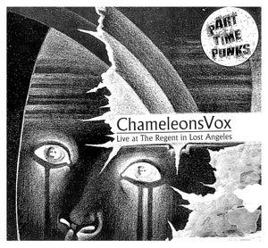 """Image of Chameleons Vox - """"Live At The Regent"""" LP"""
