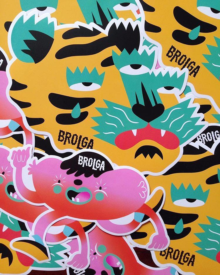 Image of Jumbo Sticker Pack