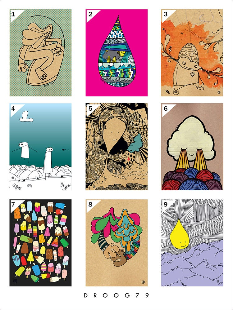 Image of D79 LIMITED EDITION PRINTS