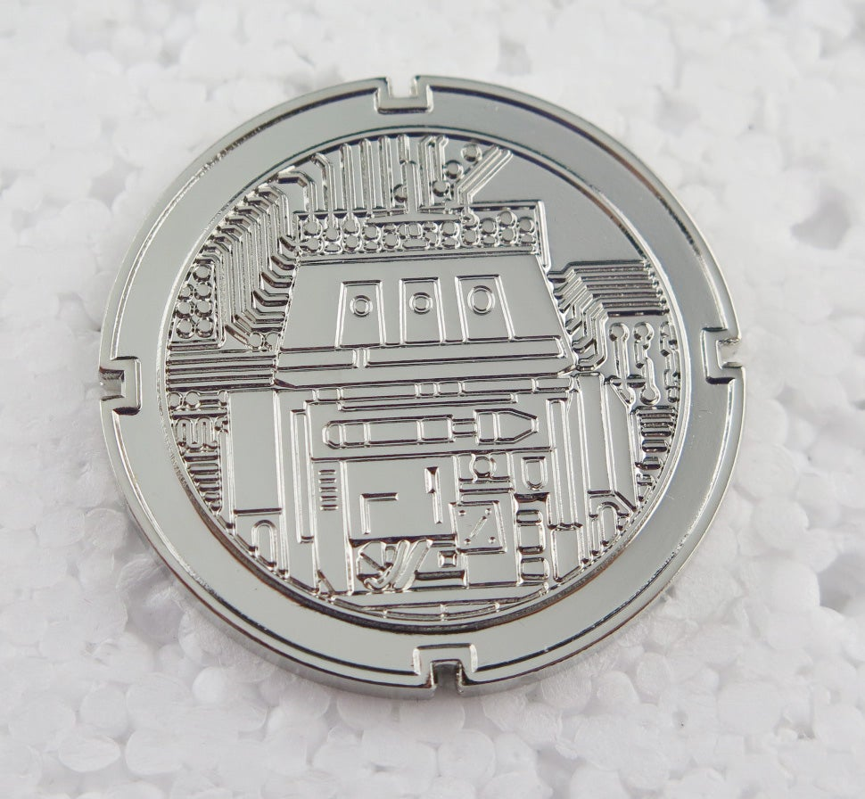 Image of Chopper Droid Coin #8 in Series