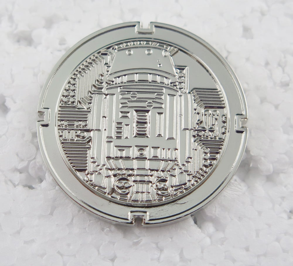 Image of R5-D4 Droid Coin #5 in series
