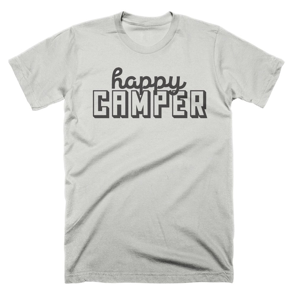 Image of happy CAMPER T-Shirt