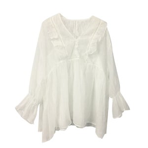 Image of PEONY BLOUSE