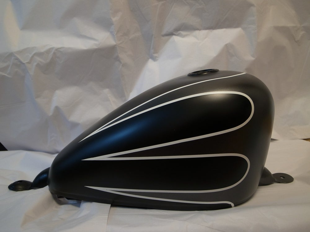 Image of Cafe Racer Honda Steed 400 / 600 Fuel Tank/ Gas Tank - E