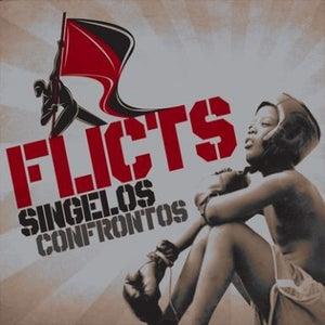 Image of Flicts – Singelos Confrontos LP