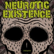 Image of  Neurotic Existence ‎– Insane LP