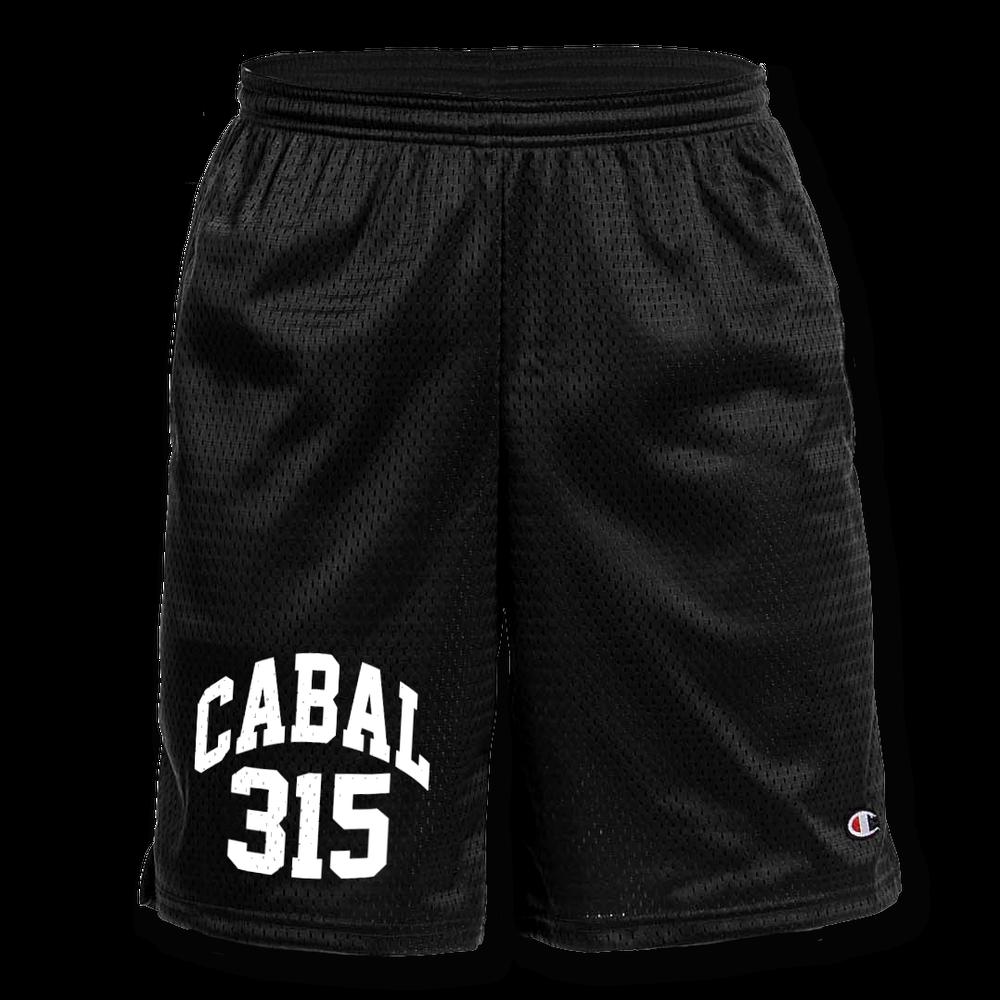 Image of Champion Mesh Gym Shorts