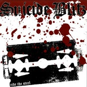 Image of Suicide Blitz - Ride The Steel LP