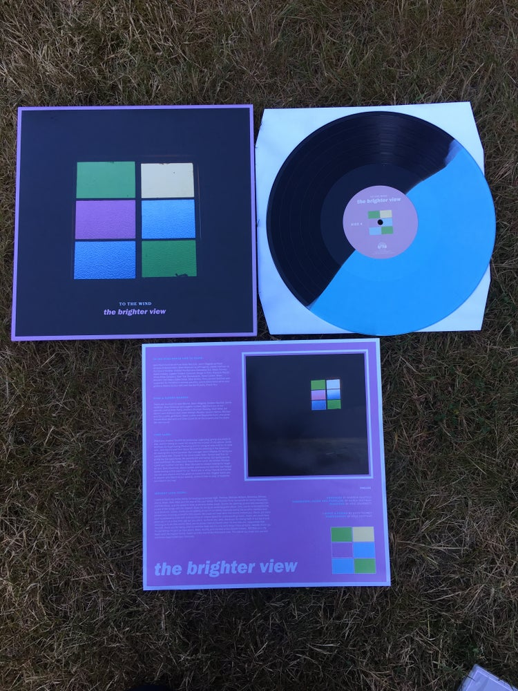 """Image of """"The Brighter View"""" (2016) Limited Edition Vinyl"""