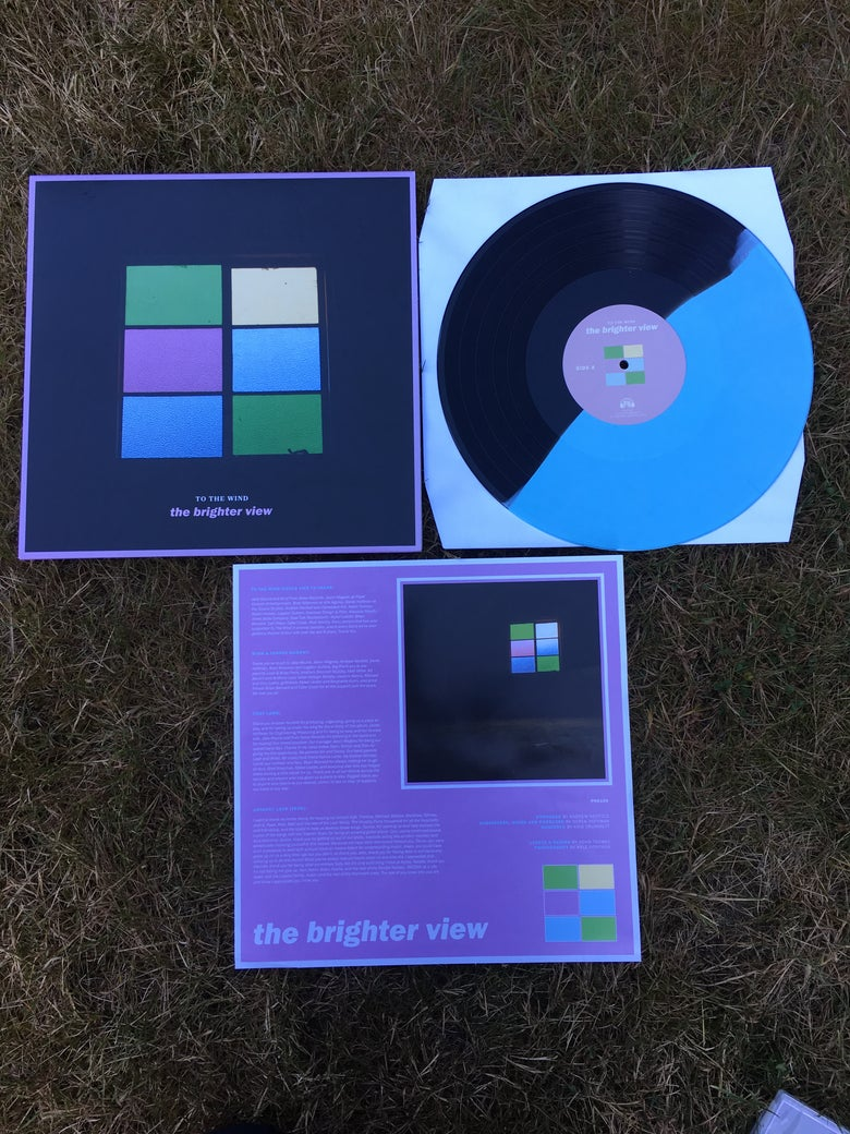 "Image of ""The Brighter View"" (2016) Limited Edition Vinyl"