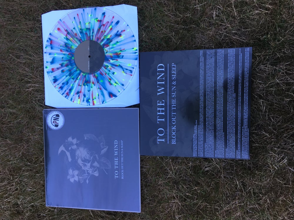 "Image of ""Block Out The Sun & Sleep"" (2014) Limited Edition Vinyl"