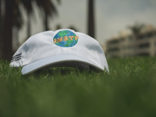 Image of Is My Shit Tight? World Hats (WHITE)