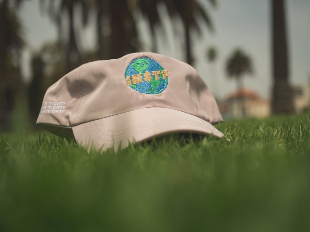 Image of Is My Shit Tight? World Hats (ROSE PINK)