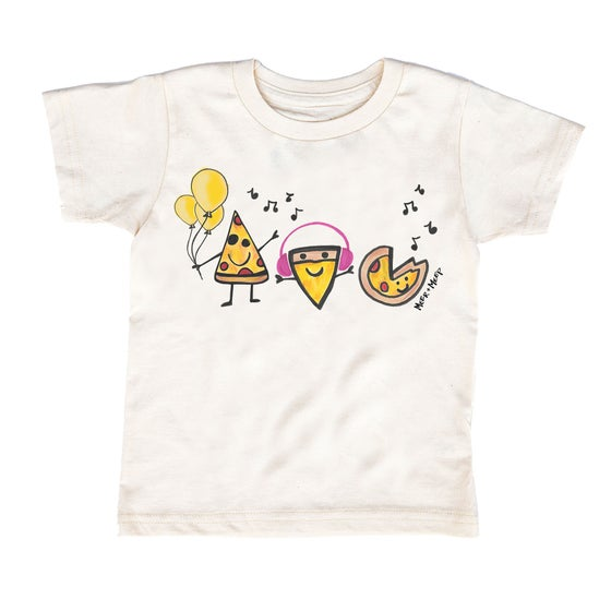 Image of PIZZA PARTY TEE