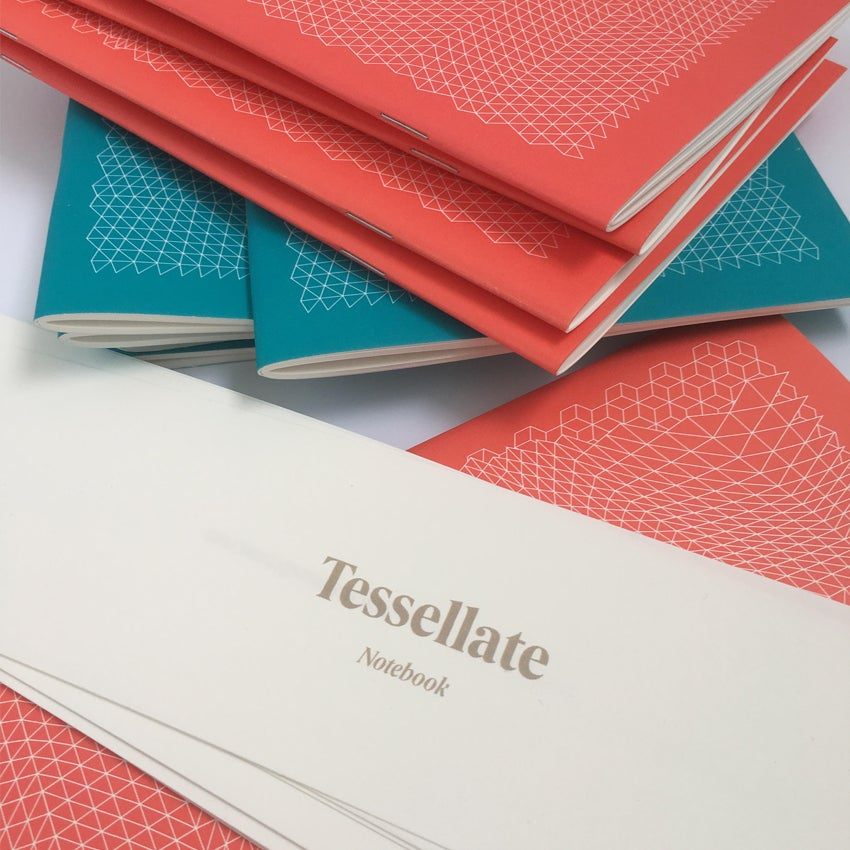 Image of Tessellate — Notebooks