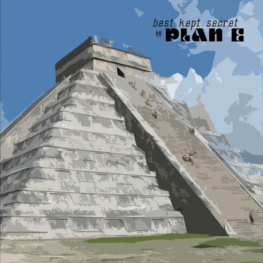 """Image of PLAN E """"Best Kept Secret"""" CD"""