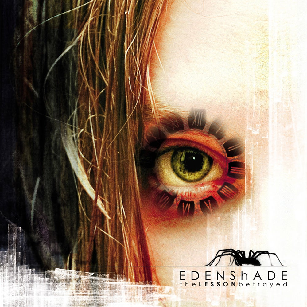 "Image of EDENSHADE ""The Lesson Betrayed"" CD"