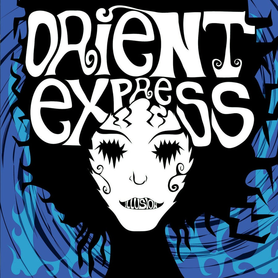 "Image of ORIENT EXPRESS ""Illusion"" CD"